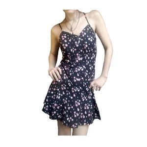 Kimchi Blue Rosebud Mini Dress